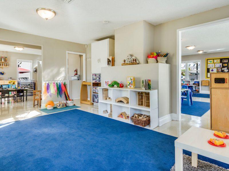 Preschool Interior