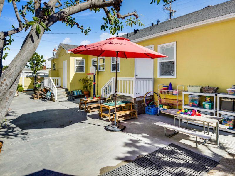 Preschool Exterior