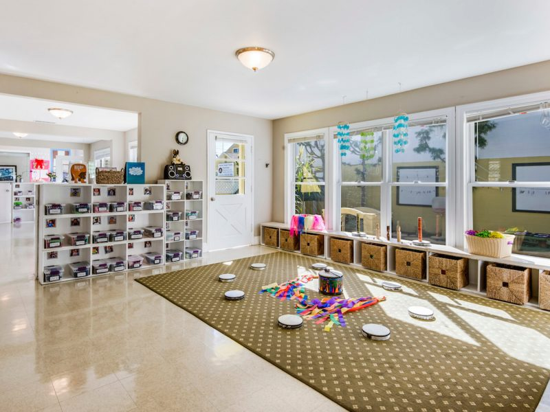 Toddler Center Interior