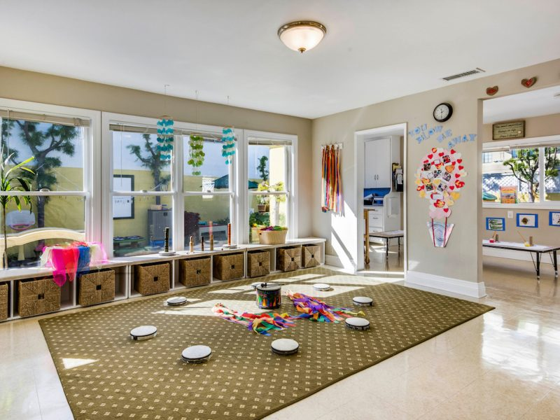 Toddler Center Interior